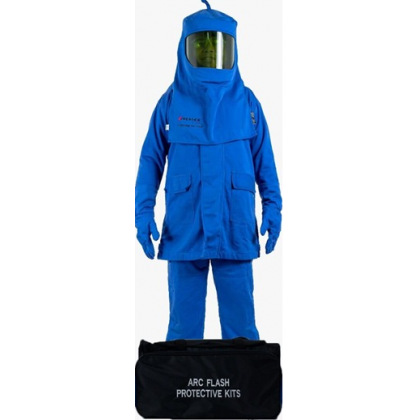 ( Class 4 ) Electric Arc Flash Protection Kit